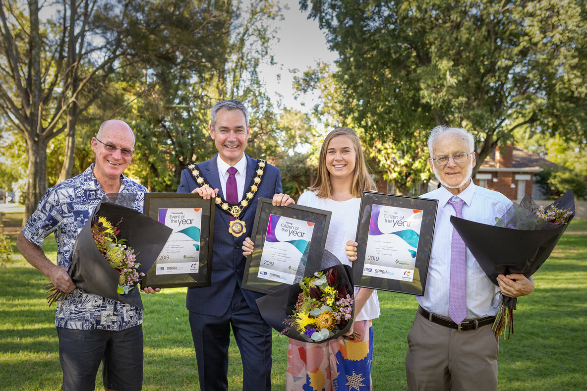 Citizen of the Year Winners 2019