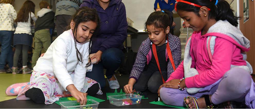 Children's Activities - Library